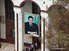Photo by Ashgabat Turkmenistan / CC BY