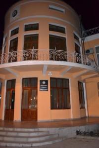 Здание Министерства юстиции в Душанбе. Фото: Анне Сундер-Плассманн