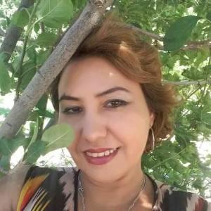 Umida Jumabaeva. Photo: TIHR