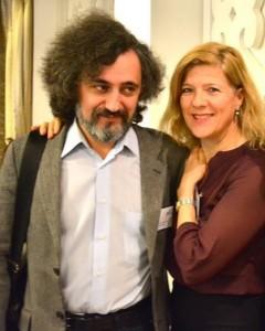 SOVA Director Alexander Verkhovsky and IPHR Director Brigitte Dufour