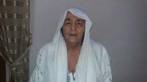 Khursand Rajabova, the men's mother.