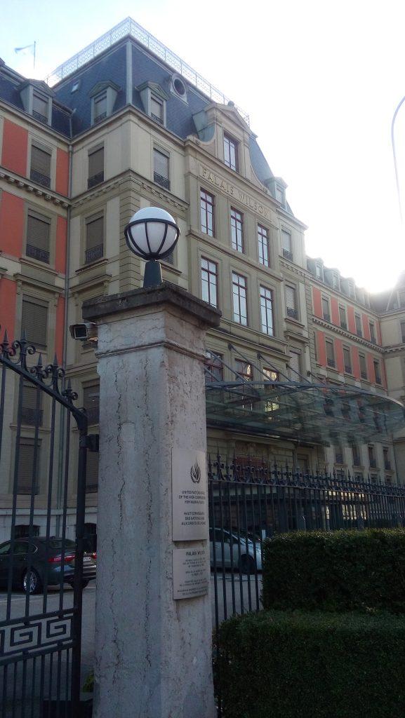 Palais Wilson, Geneva